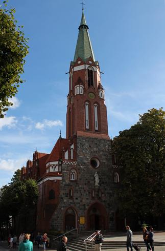 Костел св. Георгия