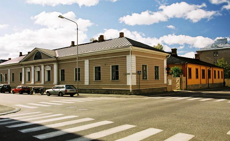 Музей «Квартал Куопио»