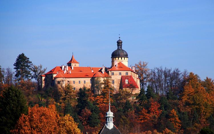 Замок Грабштейн