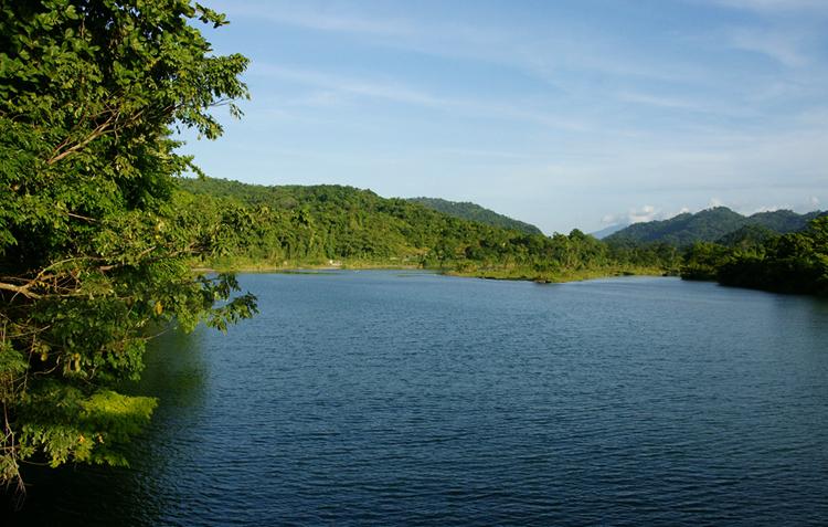 Река Рио-Гранде