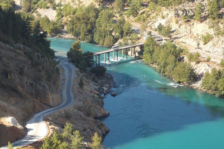 Изумрудный каньон