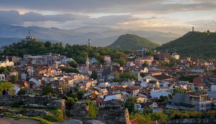 Холмы Пловдива