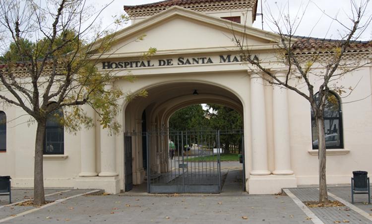 Госпиталь Святой Марии