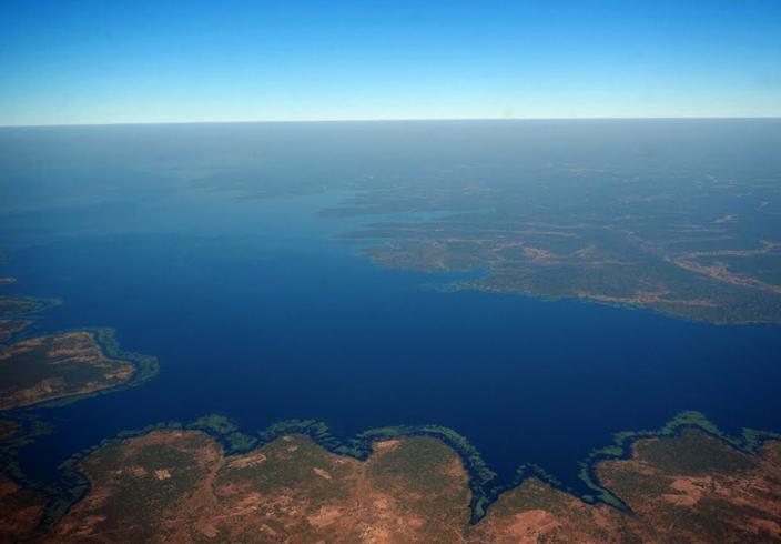 Озеро Итежи -Тежи