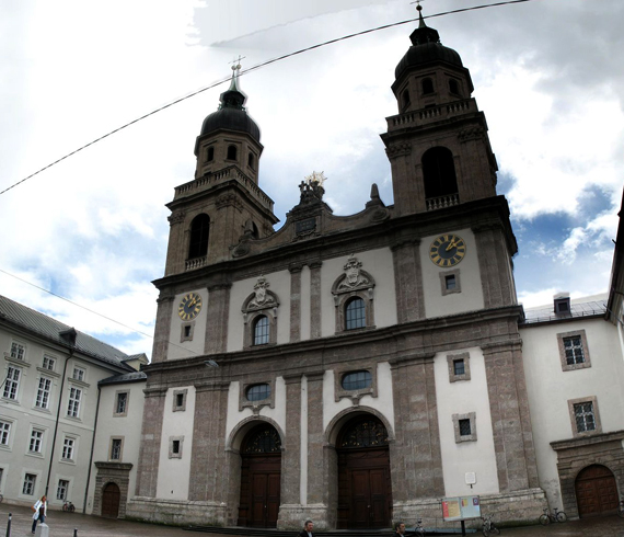 Церковь ордена иезуитов