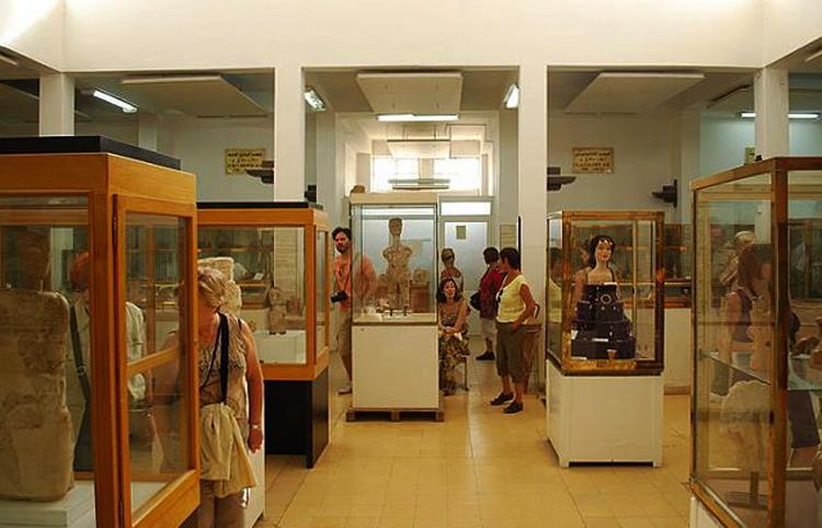 Антропологический музей Университета Иордании