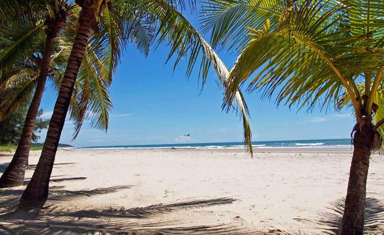Пляжи мыса Кап-Скиринг
