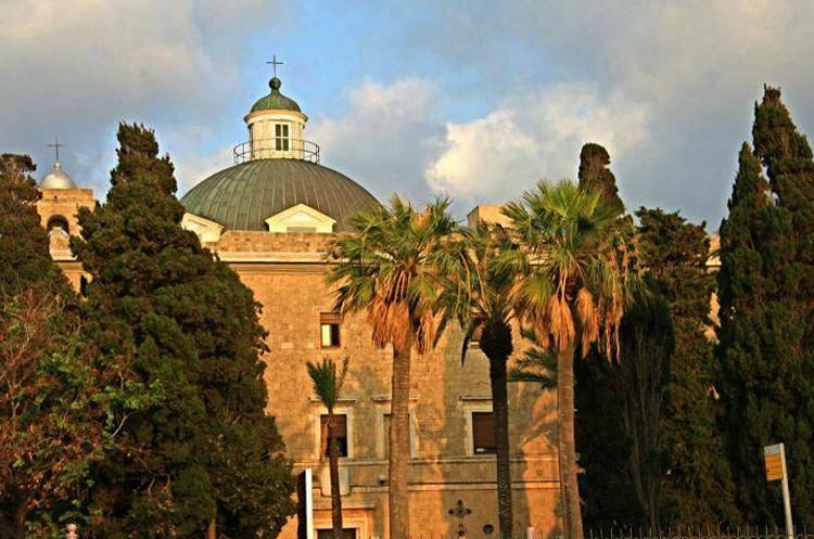 Монастырь кармелитов Стелла Марис