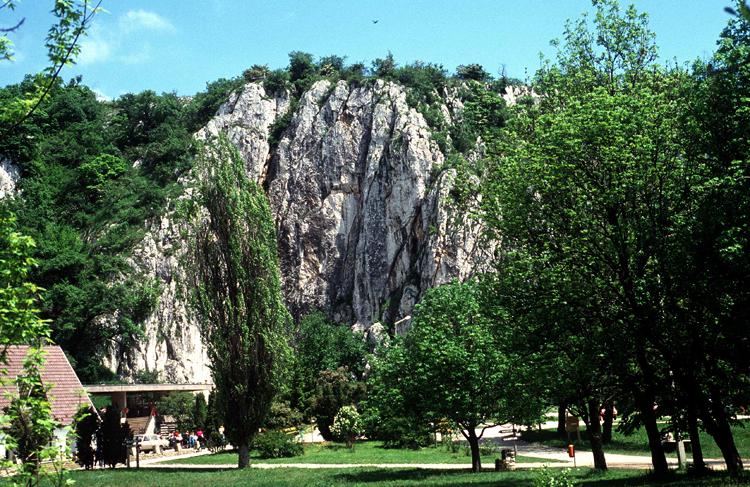 Карстовый парк Аггтелек