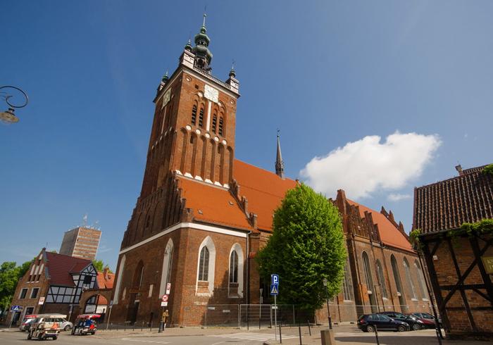 Костел Святой Катажины