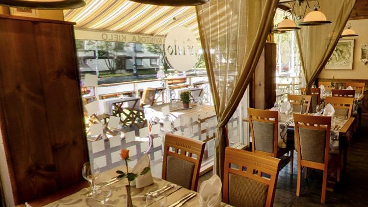 Ресторан Kielo