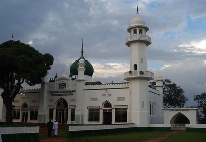 Мечеть Кибули