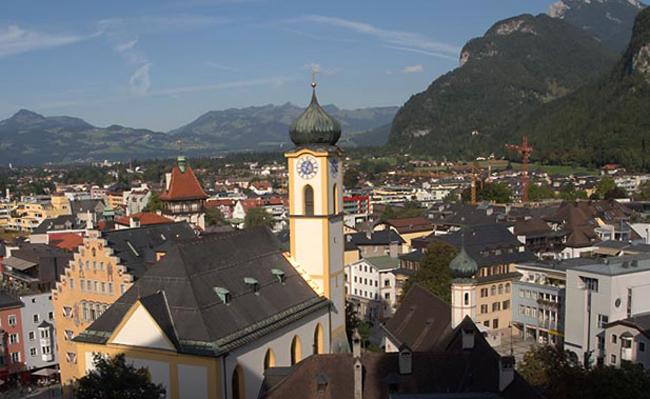 Приходская церковь Святого Витуса