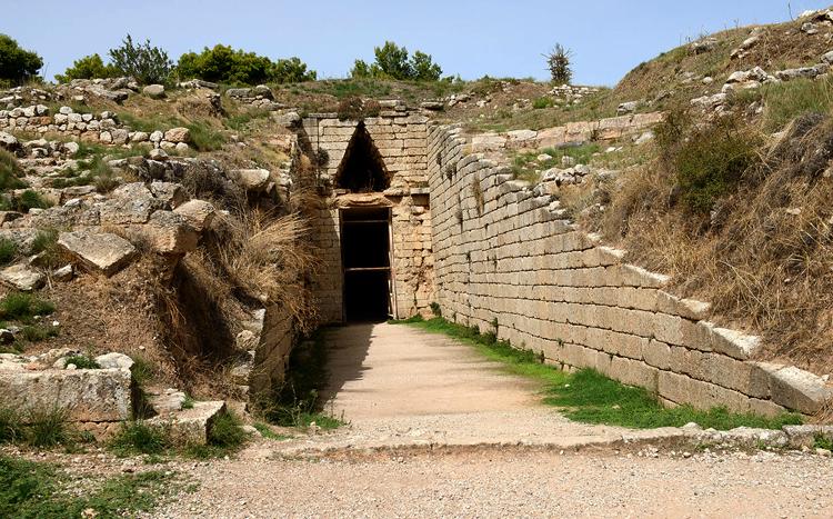 Гробница Клитемнестры
