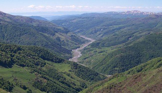 Река Ксани