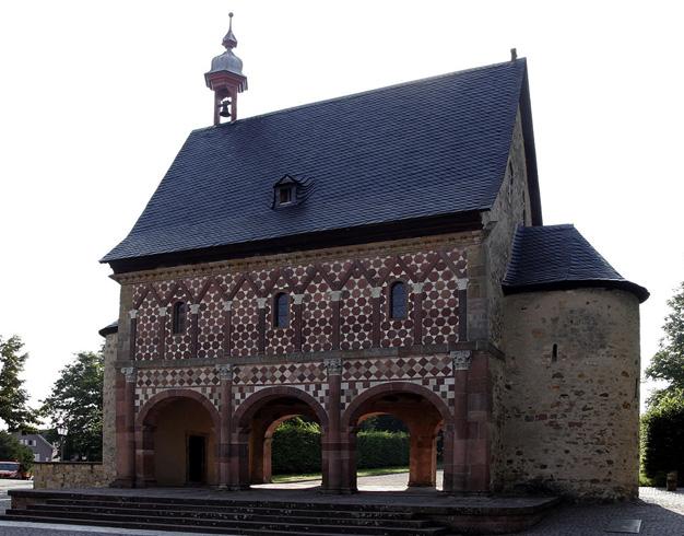 Лоршский монастырь