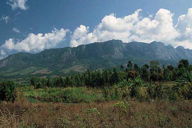Горы Зомба