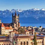 Лозанна: знаменитые достопримечательности и интересные места
