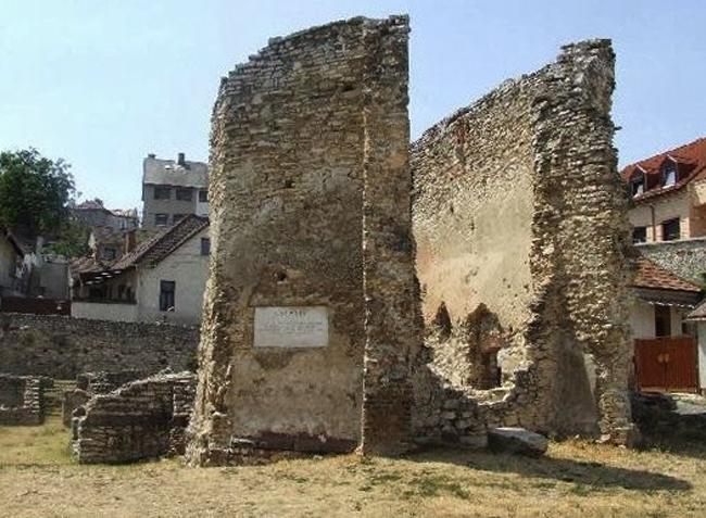 Маргарет-руины
