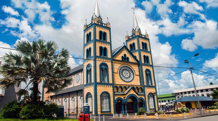 Кафедральный собор Святого Петра и Павла