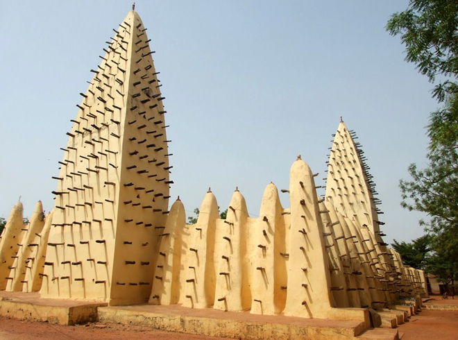Большая мечеть Бобо-Диуласо