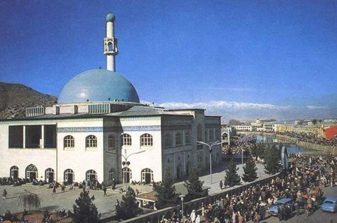 Мечеть Пули Хишти