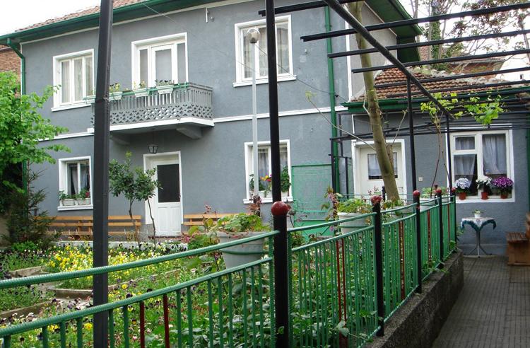 Музей Ванги в Петричах