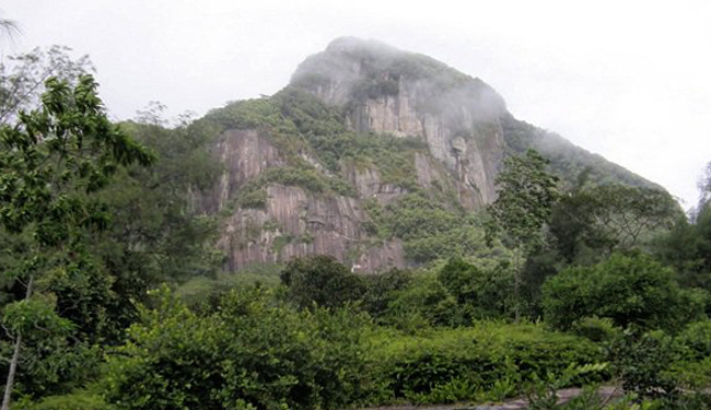 Гора «Морн Блан»