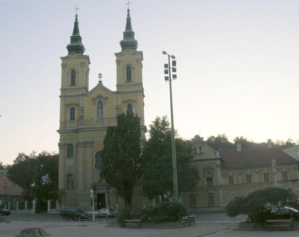 Приходская католическая церковь