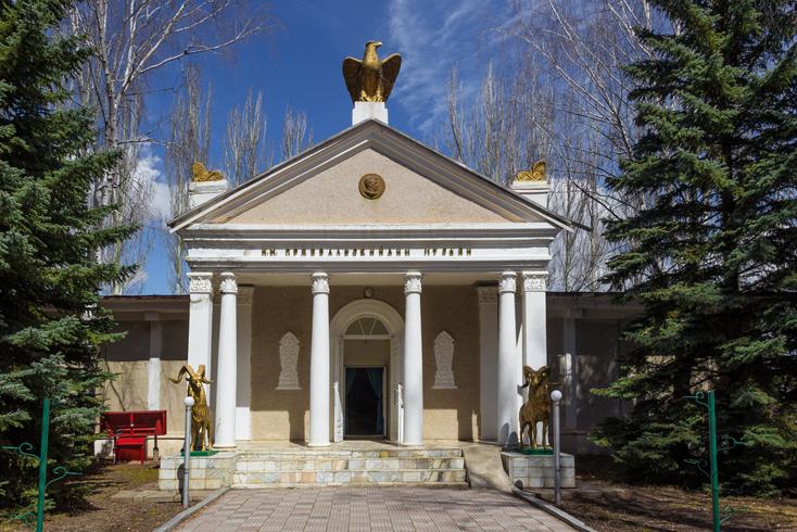 Музей Н. М. Пржевальского
