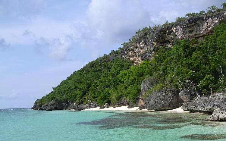 Остров Мона