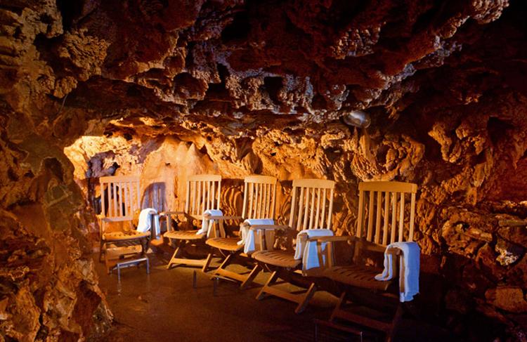 Пещерное SPA Монсуммано-Терме