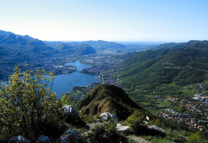 Природный парк «Монте Барро»