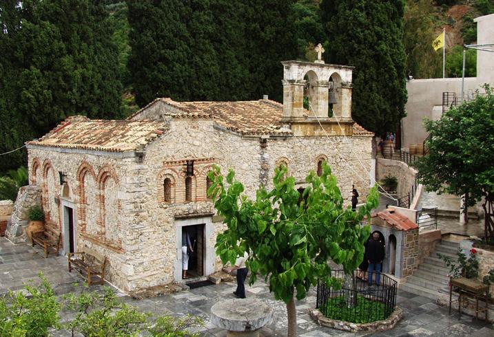 Женский монастырь Кера Кардиотисса