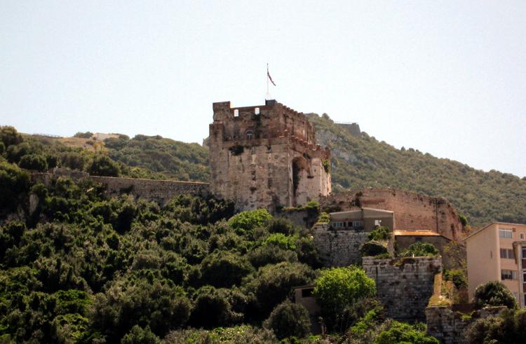 Комплекс мавританского замка