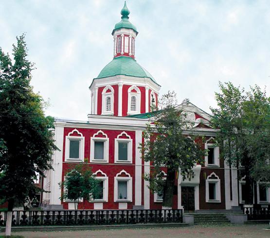 Краеведческий музей им. И.Д. Воронина