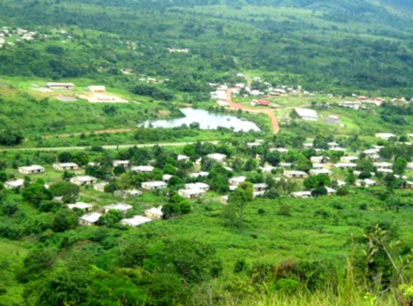 Центр по добыче полезных ископаемых Мунана