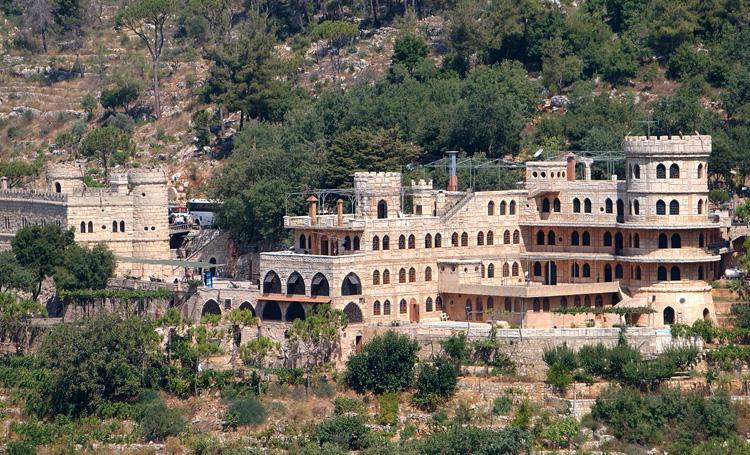 Замок-музей Муссы