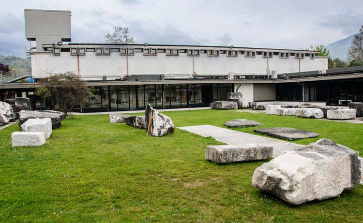 Музей мрамора