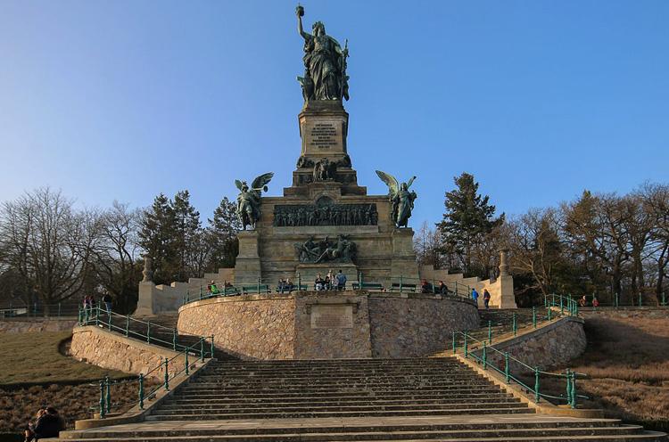 Niederwalddenkmal – памятник Германии