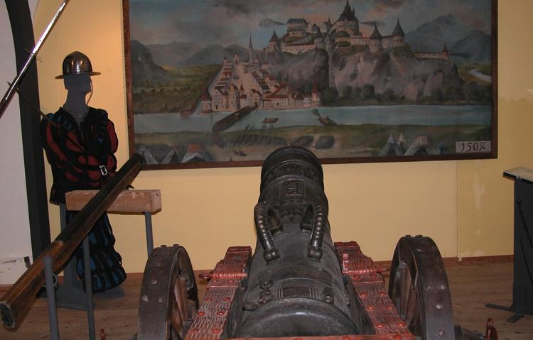 Крепостной и краеведческий музей