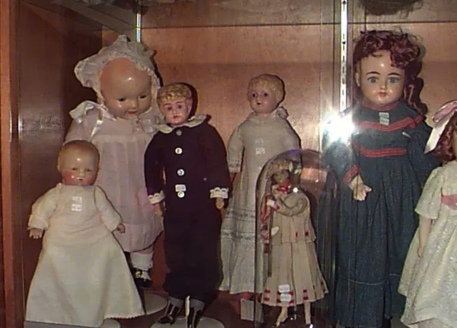 Хайфский музей кукол