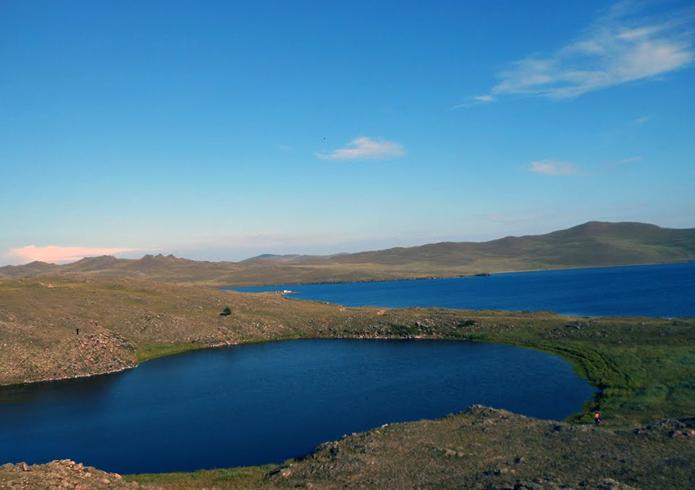 Озеро Нуку-Нур