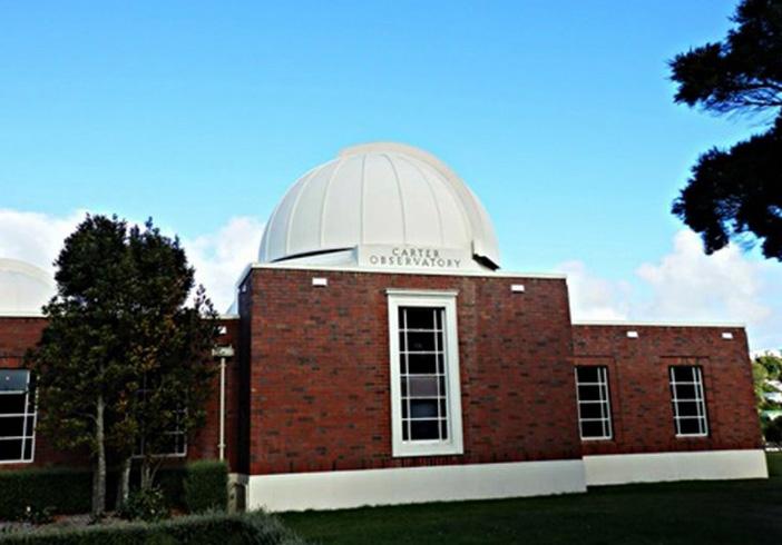 Обсерватория Картер