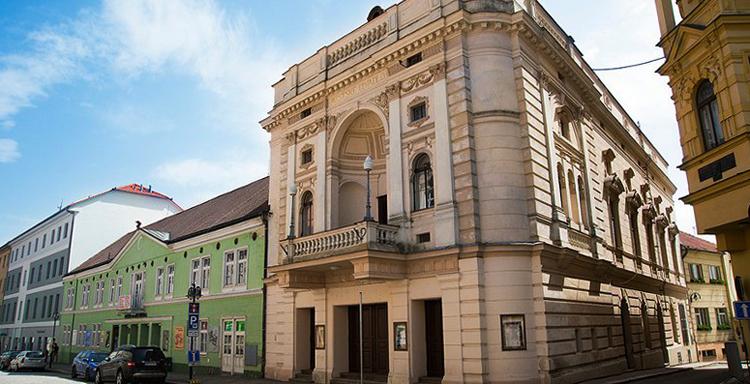 Театр Оскара Недбала