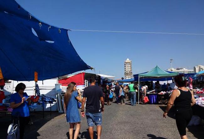 Рынок Ашдода