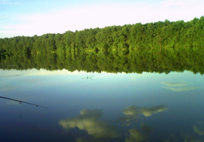 Озеро Инерка