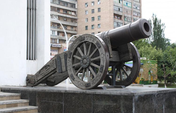 Пушка «Единорог»