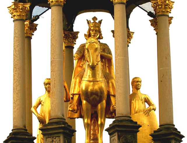 Магдебургский всадник