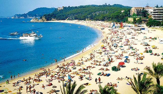Пляж Ллорет